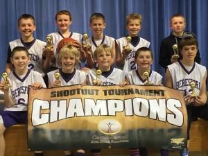 6th grade boys champs Beresford