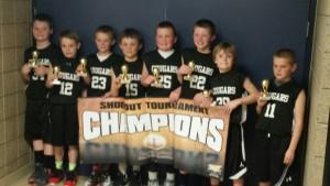 3rd grade boys champs - ViboryHurley